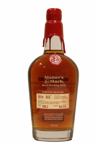 Maker's Mark Limited Release RC6 2019