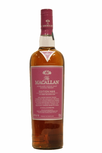 Macallan Edition No 5
