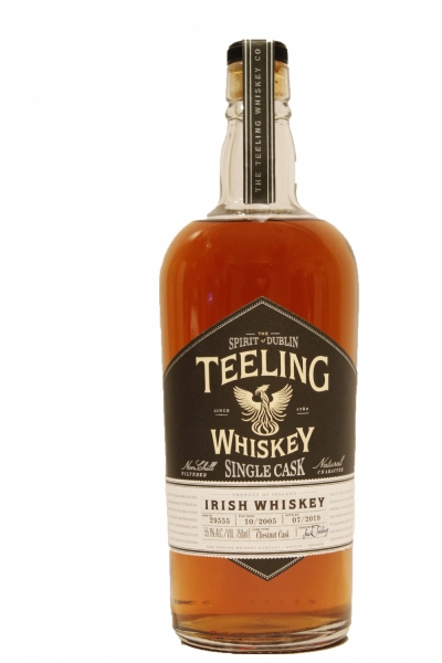 Teeling Single Cask Irish Whiskey Chestnut Cask