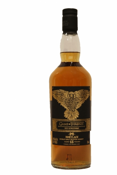 Games Of Thrones Six Kingdoms Mortlach 15 Years Old