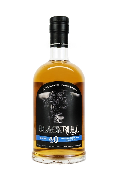 Black Bull 40 Year Old Batch No. 1