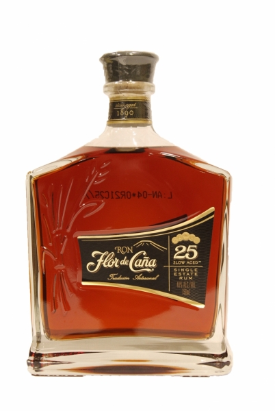 Ron Flor de Cana 25 Years Old Rum