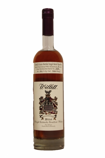 Willett 6 Year Old Single Barrel Bourbon 62.1