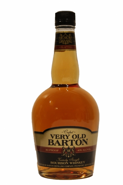 Very Old Barton 80 Proof