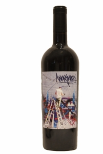 Anonymous 2015 Red (Napa Valley)