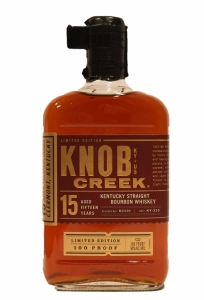 Knob Creek 15 Years Old 2020 Limited Edition