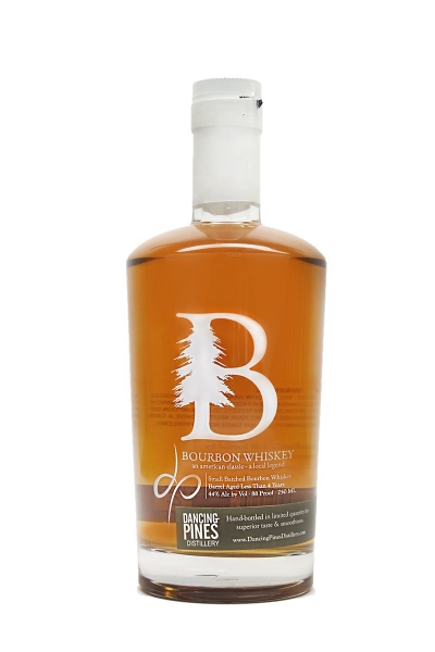 Dancing Pines Bourbon Whiskey