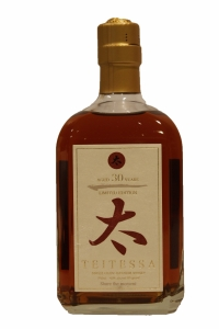 Teitessa 30 Years Old Limited Edition Single Grain Japanese Whiskey