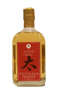 Teitessa 25 Years Old Red Edition Single Grain Japanese Whisky