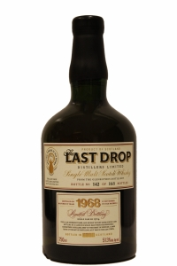 Last Drop 1968 Cask 13504 Glenrothes Fine and Rare
