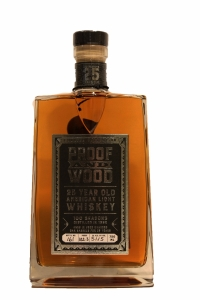 Proof and Wood 100 Seasons 25 Years Old American Light Whiskey