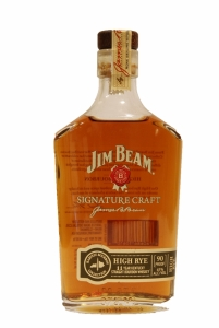 Jim Beam Signature Craft 11 Year Old High Rye 375ml