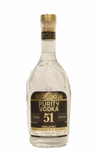 Purity Vodka Connoissuer 51 Reserve