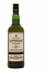 Laphroaig 25 Year Old Cask Strength 104 Proof