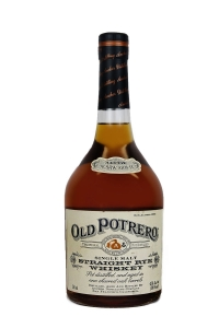 Old Potrero Straight Rye Whiskey