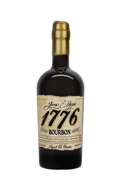 James E. Pepper 1776 15 Year Old Bourbon
