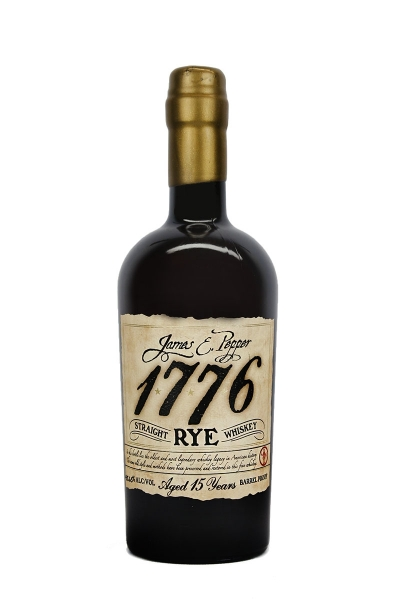 James E. Pepper 1776 15 Year Old Rye