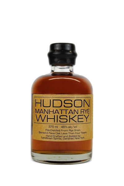 Hudson Manhattan Rye Whiskey 375ML