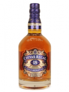 Chivas Regal Gold Signature 18 Year Old