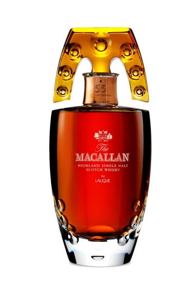 Macallan 55 Year Old Lalique