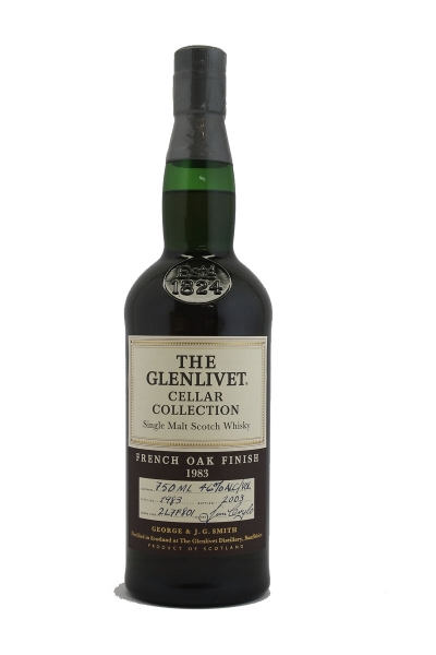 Glenlivet Cellar Collection 1983