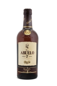 Ron Abuelo Anejo 7 Year Old