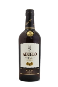 Ron Abuelo Anejo 12 Year Old