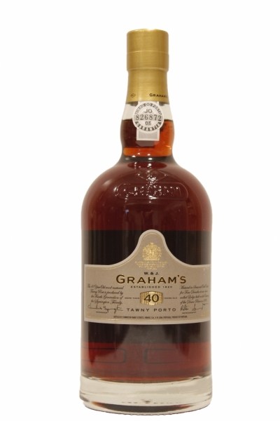Graham's Tawny Porto 40 Year Old