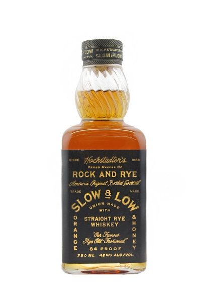 Hochstadter's Slow & Low Straight Rye Whiskey