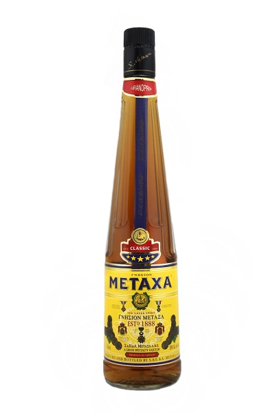 Metaxa Classic Five Star