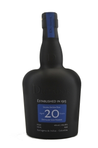Dictador Solera System 20 Year Old Rum