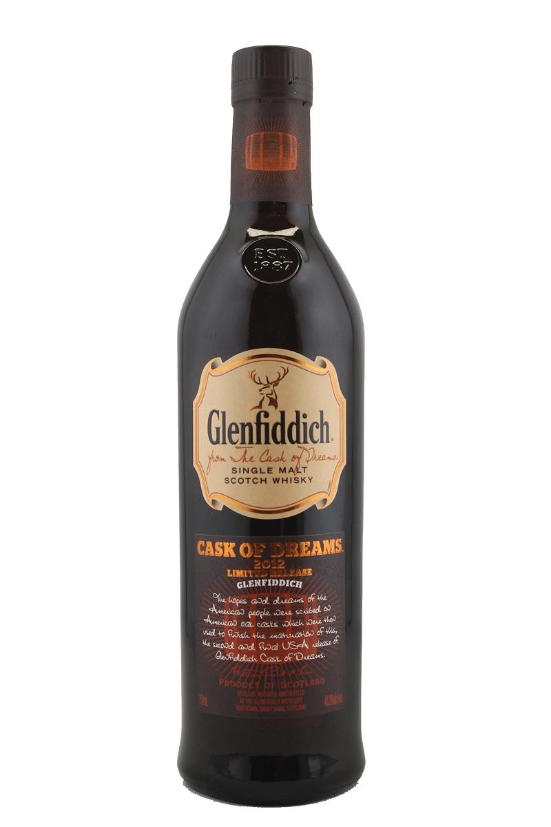 Glenfiddich cask of dreams russia single malt. | prices, stores.