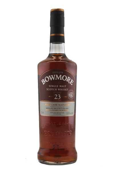 Bowmore Port Cask Matured 23 Year Old