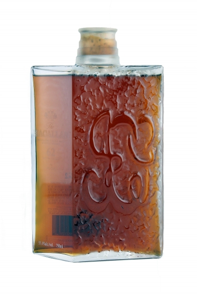 Macallan Lalique 62 Year Old