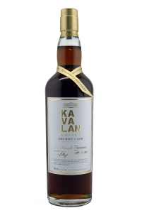 Kavalan Sherry Cask Single Malt Whisky