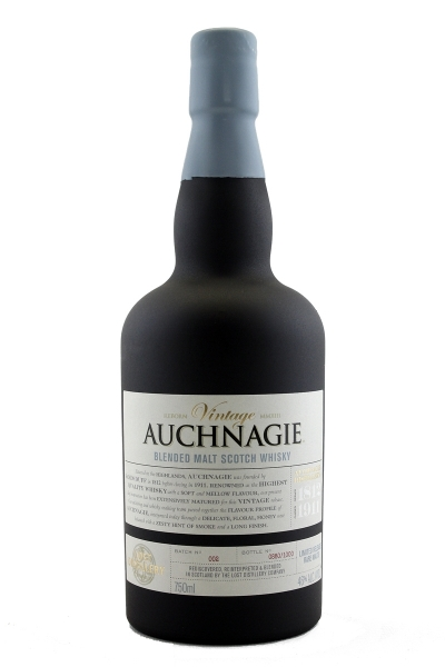 The Lost Distillery Auchnagie Vintage Blended Malt Scotch Whisky