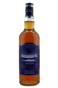 Armorik Double Maturation Single Malt Whisky