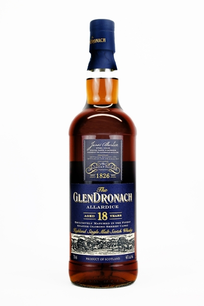 GlenDronach Allardice 18 Year Old