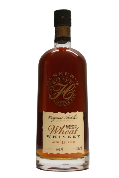 Parker's Heritage Original Batch 13 Year Old Wheat Whiskey