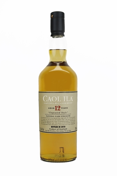 Caol Ila 12 Year Old Unpeated 2010