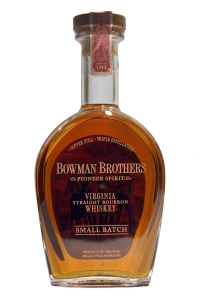 Bowman Brothers Small Batch 90 Proof Virginia Straight Bourbon Whiskey
