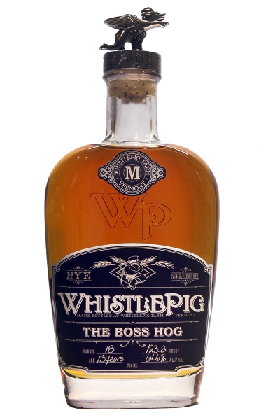 WhistlePig The Boss Hog Spirit of Mortimer 2014 Barrel No.18
