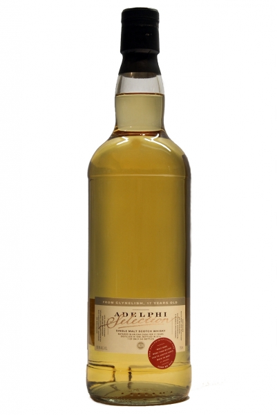 Adelphi Selection Clynelish 17 Year Old Cask No. 6413