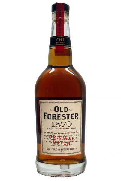 Old Forester 1870 Original Batch 90 Proof